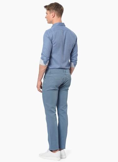 George Hogg Pantolon Mavi